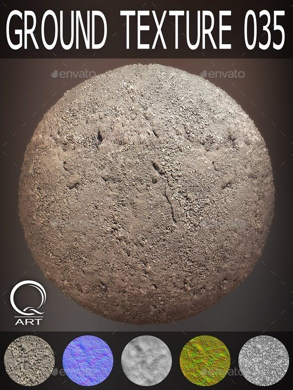 Ground Textures 035 - 3DOcean Item for Sale