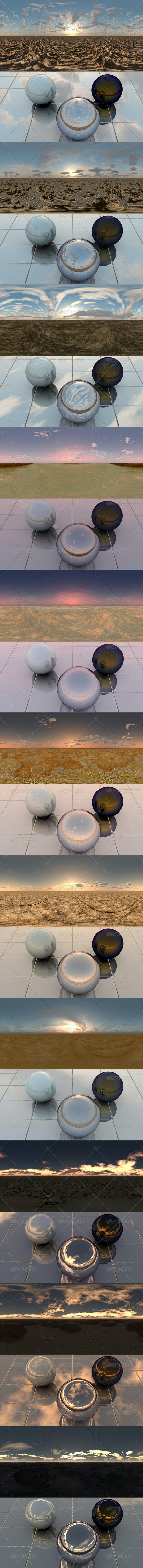 Desert pack - 3DOcean Item for Sale