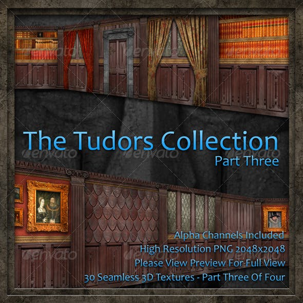 The Tudors Collection - Part Three Of Four