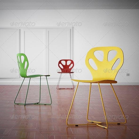 Iker Maple Chair