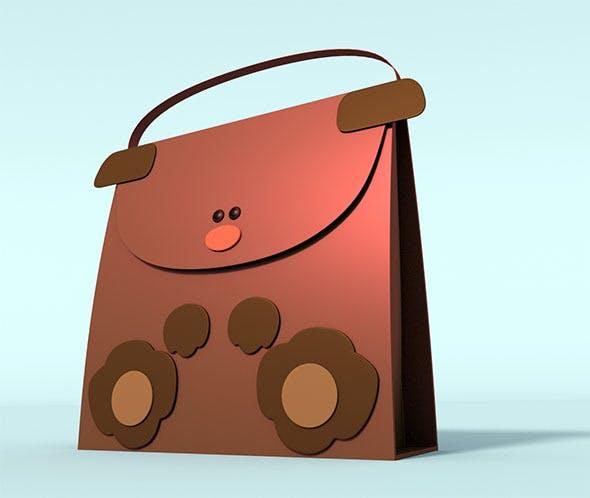 Little Bag - 3DOcean Item for Sale