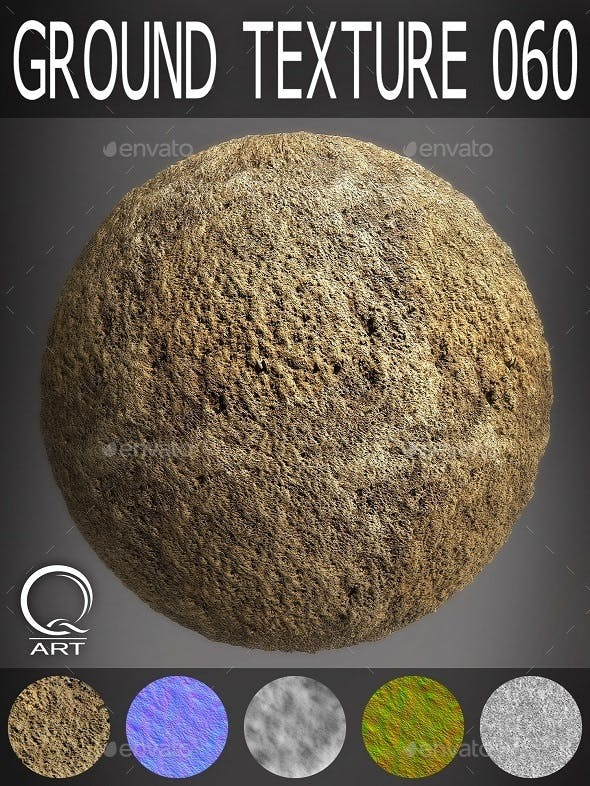 Ground Textures 060 - 3DOcean Item for Sale