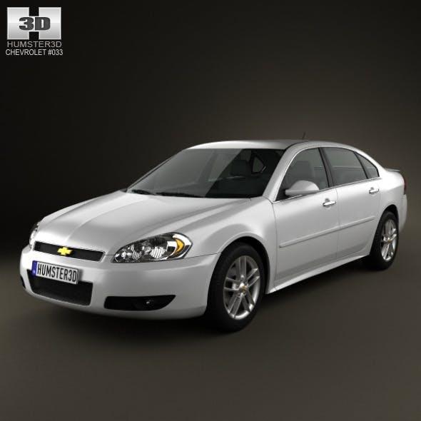 Chevrolet Impala 2012 - 3DOcean Item for Sale