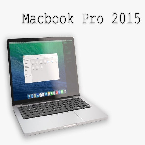 The New MacBook Pro 2015