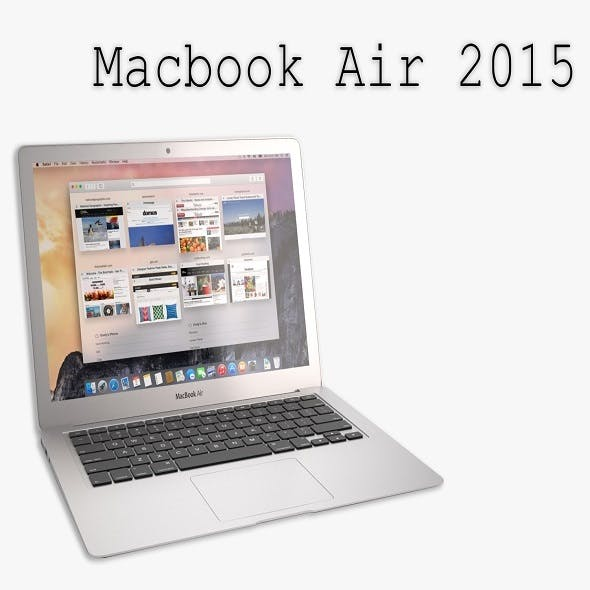 The New MacBook Air 2015