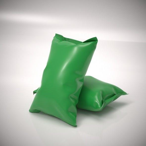 Food packaging v 2 - 3DOcean Item for Sale