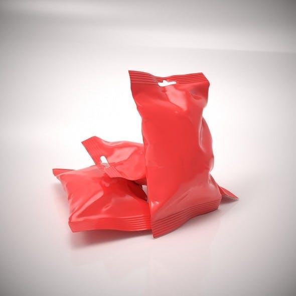 Food packaging v 3 - 3DOcean Item for Sale