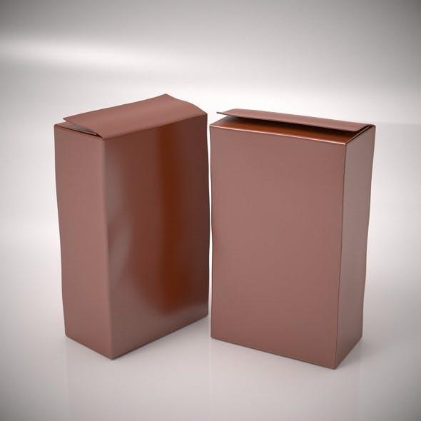 Coffee Packaging - 3DOcean Item for Sale