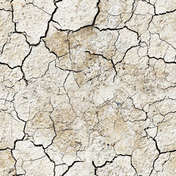 Ground Texture Desert Cracks - 3DOcean Item for Sale