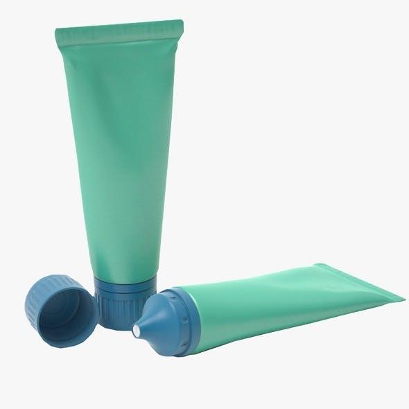 Cream tube - 3DOcean Item for Sale