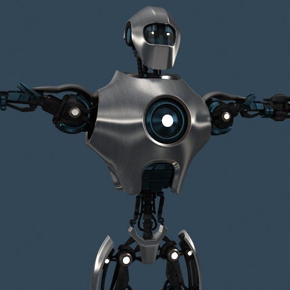 Robot RM400 - 3DOcean Item for Sale