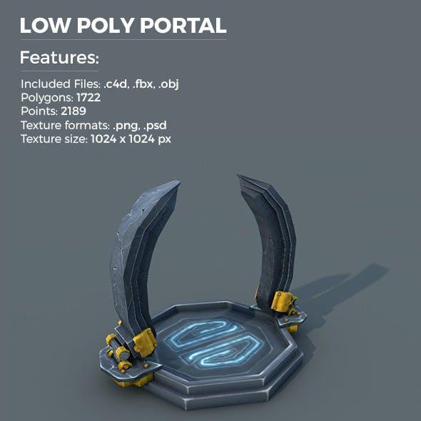 Low Poly Portal