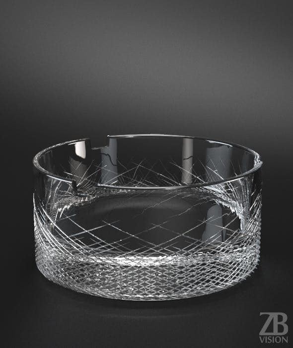 Cigar Tray - 3DOcean Item for Sale