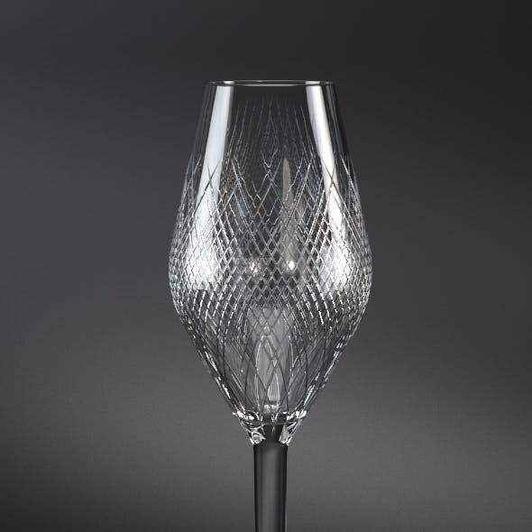 Champagner Glass