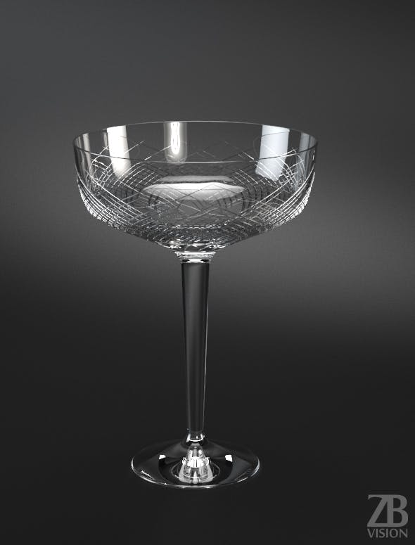 Cocktail Cup - 3DOcean Item for Sale