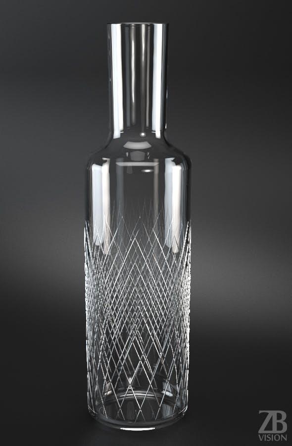 Water Carafe - 3DOcean Item for Sale
