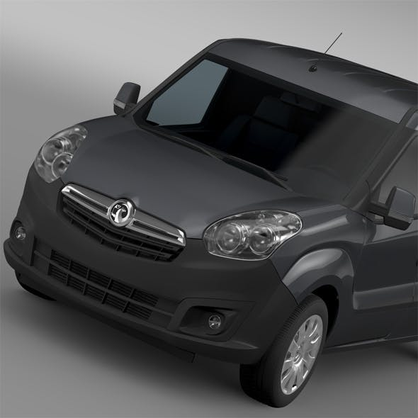 Vauxhall Combo H1L2 Cargo 2015