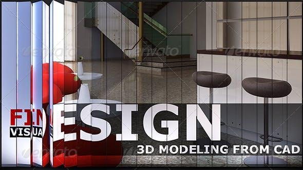 Animated 3D Billboard - 3DOcean Item for Sale