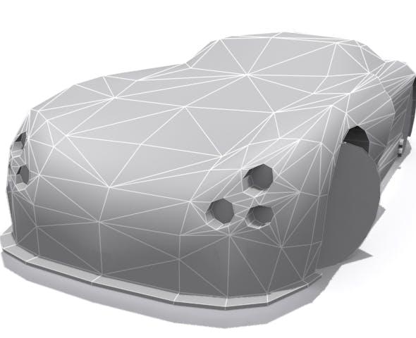 TVR Cerbera Speed 12 - Base - 3DOcean Item for Sale