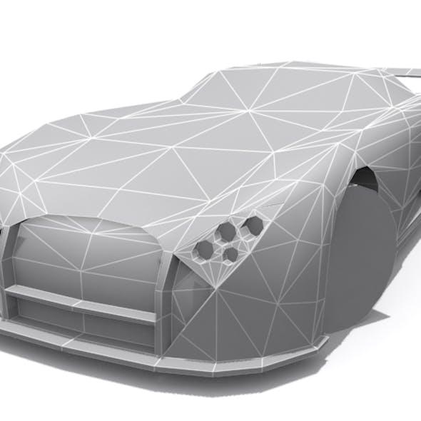 TVR Cerbera Speed 12 GT-R - Base