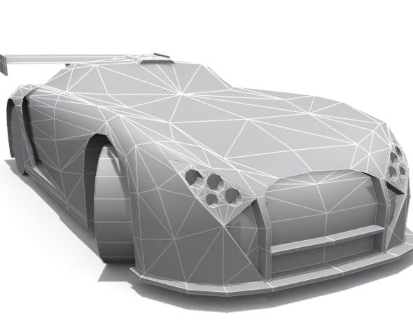 TVR Cerbera Speed 12 GT-1 - Base - 3DOcean Item for Sale