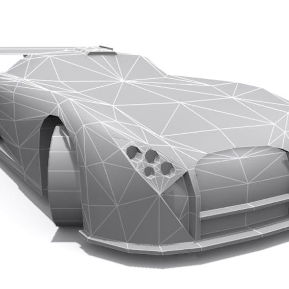 TVR Cerbera Speed 12 GT-1 - Base