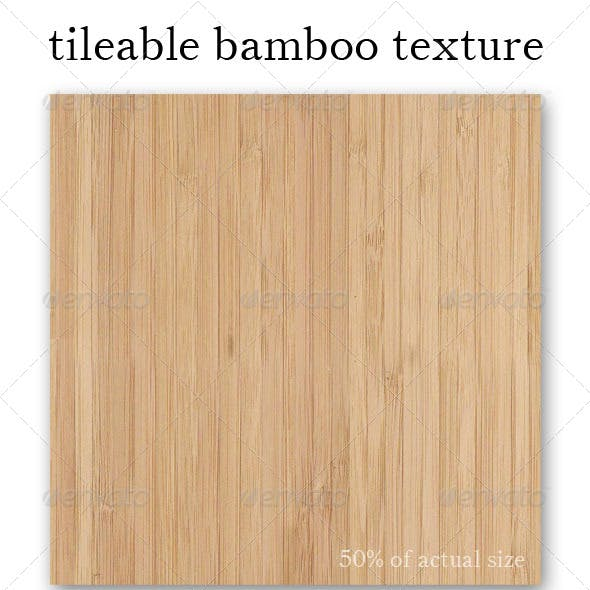 Bamboo Texture - Tileable