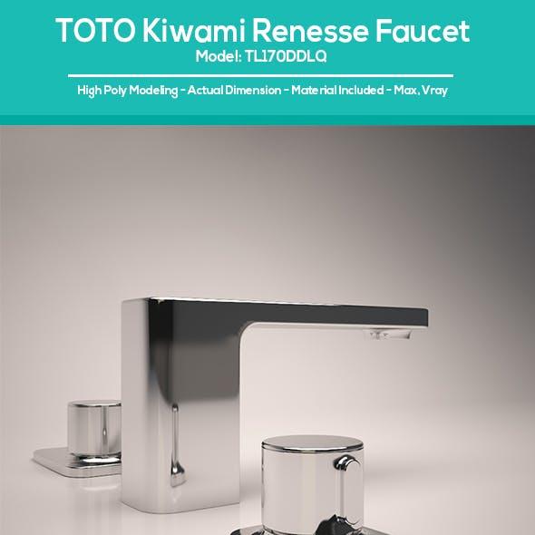TOTO Kiwami Renesse Faucet