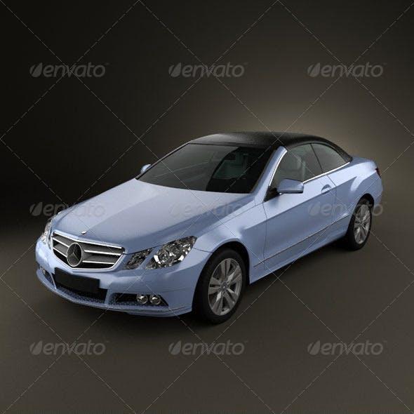 Mercedes-Benz E cabrio