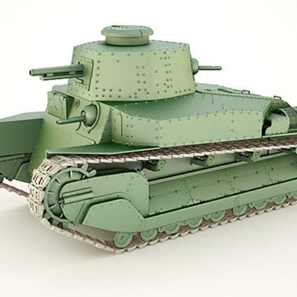 Tank '89'