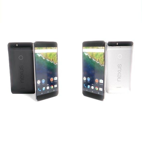 Nexus 6P - 3DOcean Item for Sale