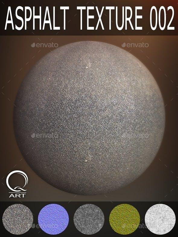 Asphalt Textures 002 - 3DOcean Item for Sale