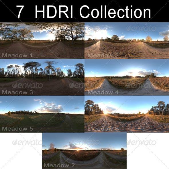 HDRi Pack - Meadow - 3DOcean Item for Sale