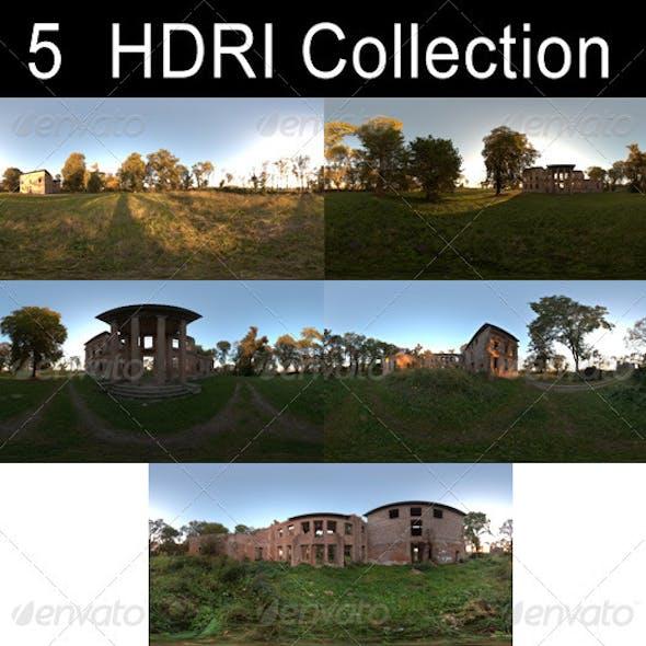 HDRi Pack - Ruin