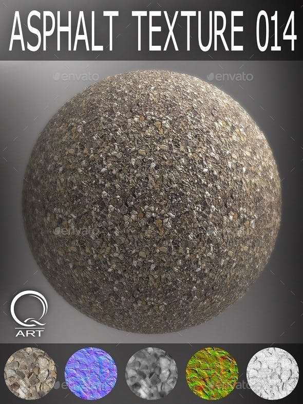 Asphalt Textures 014 - 3DOcean Item for Sale