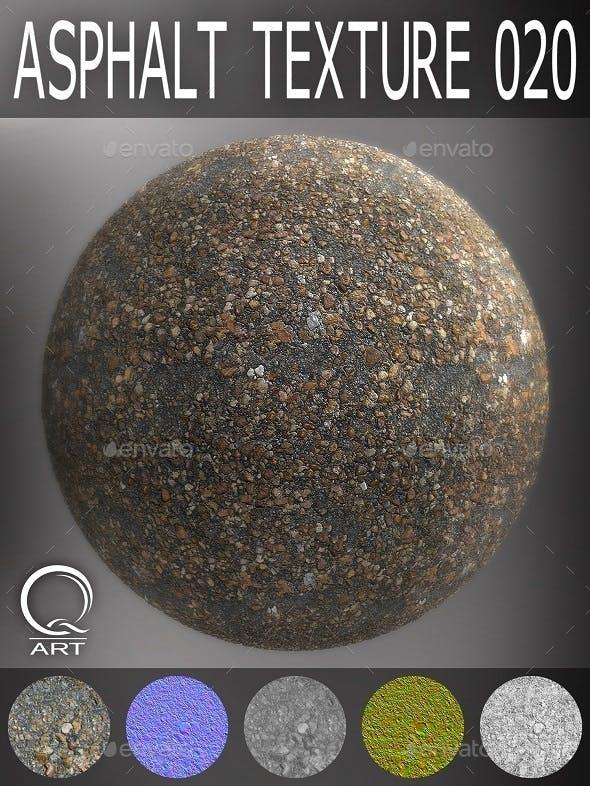 Asphalt Textures 020 - 3DOcean Item for Sale