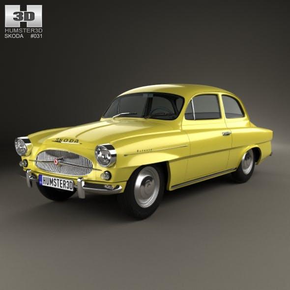 Skoda Octavia 1959 - 3DOcean Item for Sale