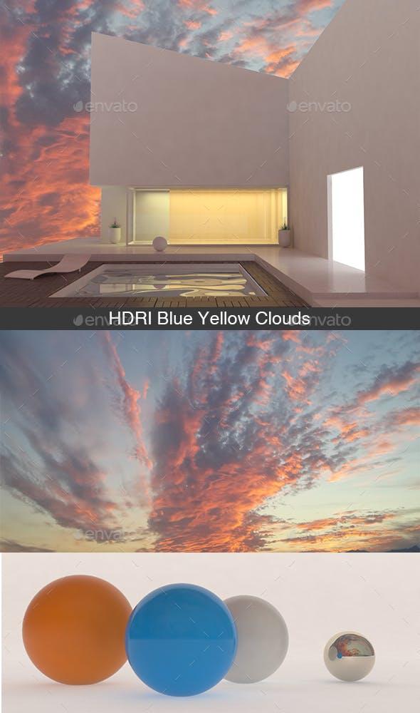 Afternoon Clouds V1 - 3DOcean Item for Sale
