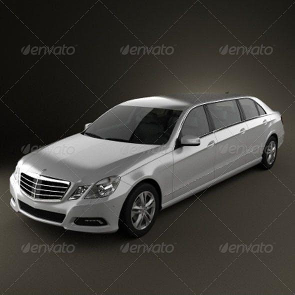 Mercedes Binz E-class Limousine 2010