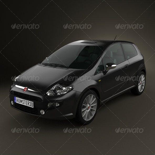 Fiat Punto Evo 3door 2010