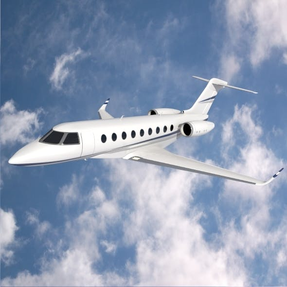 Gulftstream G280 corporate jet