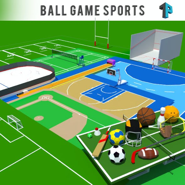Ball Games - Ultimate Sport Package