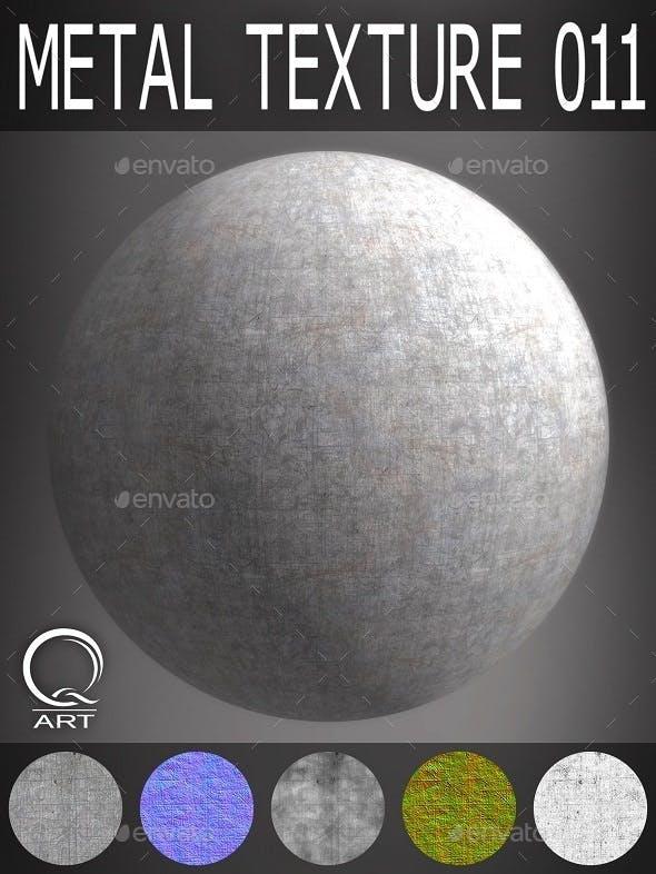 Metal Textures 011 - 3DOcean Item for Sale