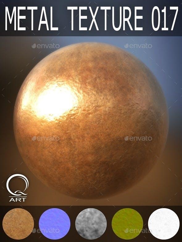 Metal Textures 017 - 3DOcean Item for Sale