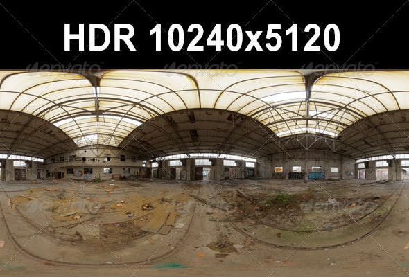 HDR 101 - 3DOcean Item for Sale