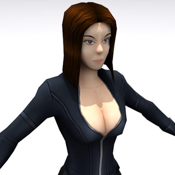 Agent Three