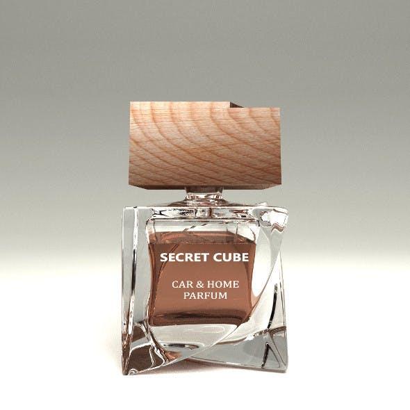 Secret Cube Parfum