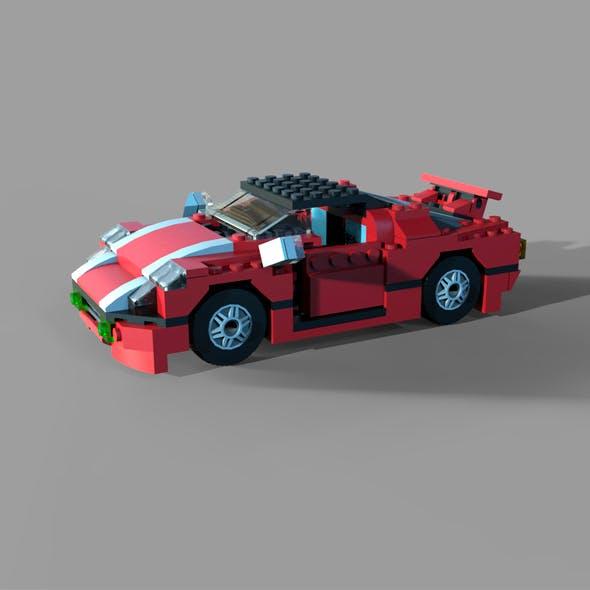 LEGO 5867 Super Speedster