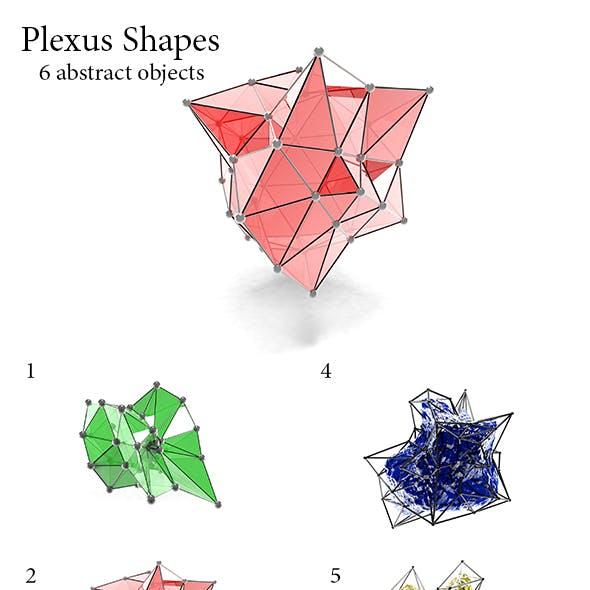6 Plexus Shapes