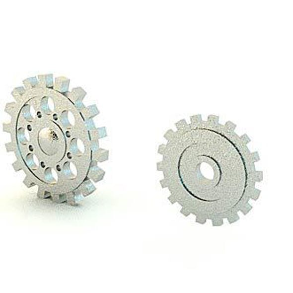 4 Different Gears Models